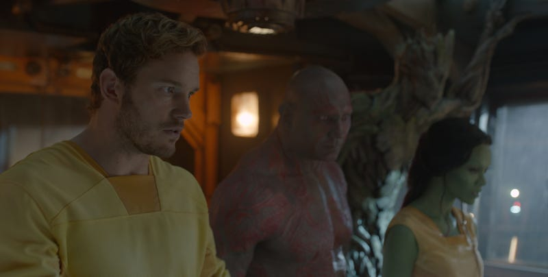 The Guardians of the Galaxy Set Got Us Excited For Space Movies Again