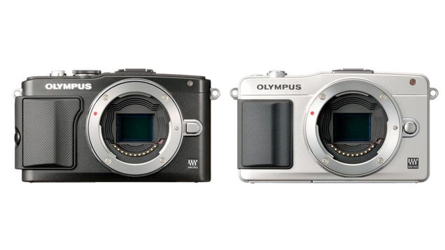 Are These Olympus' Latest Micro Four-Thirds Cameras?