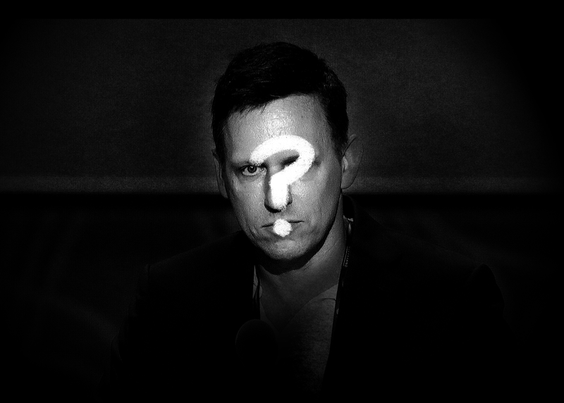 What Does Peter Thiel Want?