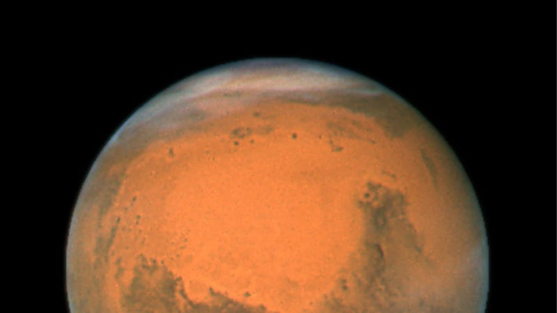 A Staggering 202,586 People Have Applied To Die On Mars
