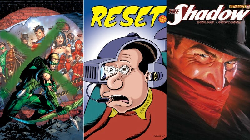 Quick Recommendations for This Week in Comics