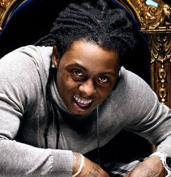 Lil' Wayne Sheds No Tattooed Teardrops for Pacman Jones
