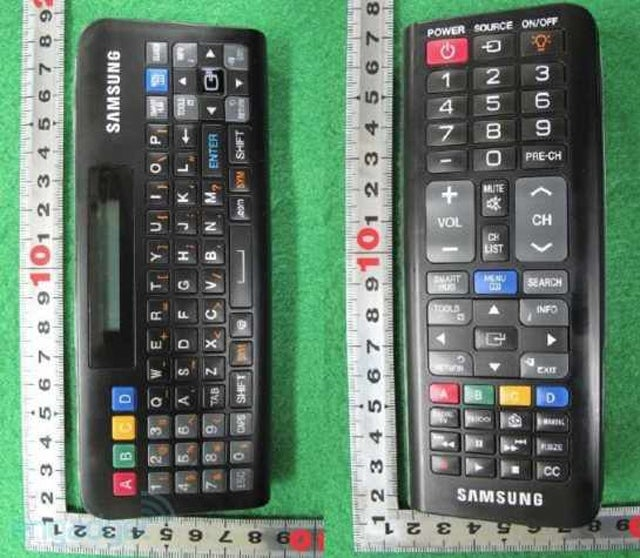 Just In Case Your Remote Control Didn't Have Nearly Enough Buttons...