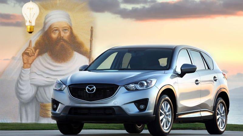 The ancient religion linking Mazda to Thomas Edison