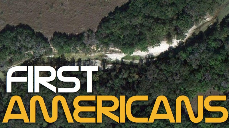 15,000-year-old campsite in Texas challenges conventional story of American settlement