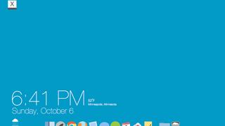 Max OSX Minimalist / Flat Design