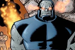 How Darkseid Can Visit Smallville Without Embarrassing Himself