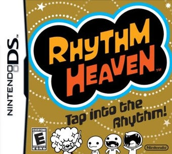 Your English Language Rhythm Heaven Boxart