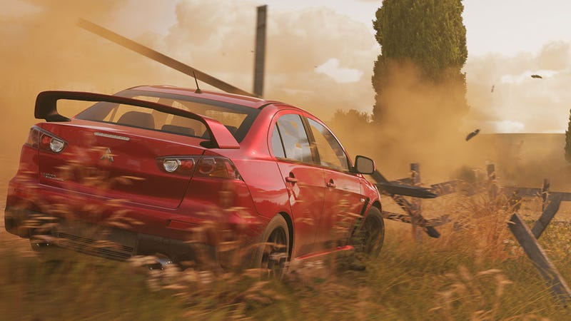 "Forza Horizon 2 Developer Says Manufacturer-Provided Data Is ""Garbage"""