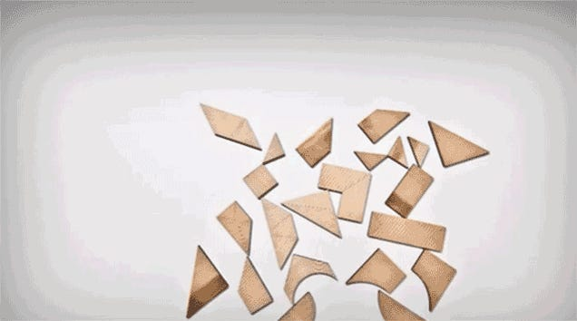 Playing With This Wooden Puzzle Will Chill You Out Immediately