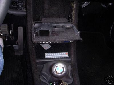 BMW 2002 With Hidden Gun Compartment