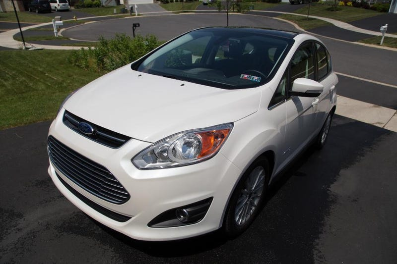 2013 Ford C-Max: The Not Jalopnik Review