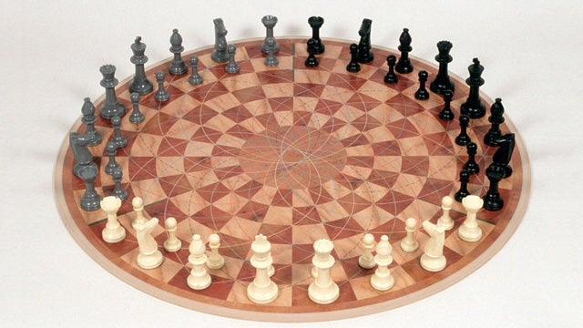 Three Player Chess Means I'll Be Checkmated Twice As Much