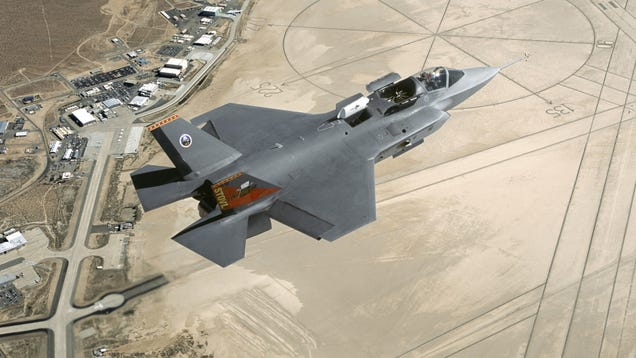 F-35 Can't Carry Its Most Versatile Weapon Until At Least 2022