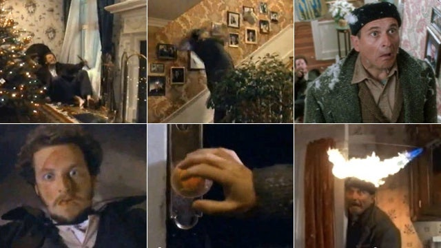 Can Anyone Really Survive the Booby Traps in Home Alone?