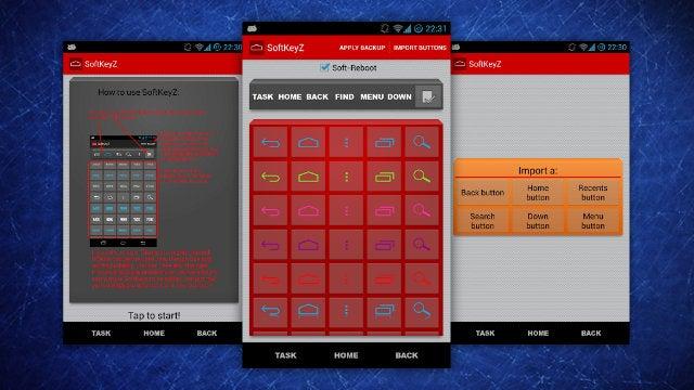 SoftKeyZ Customizes Your Software Navigation Buttons