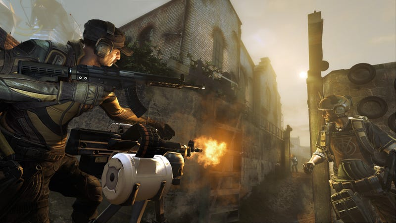 Dirty Bomb Gets a Publisher and a New Name