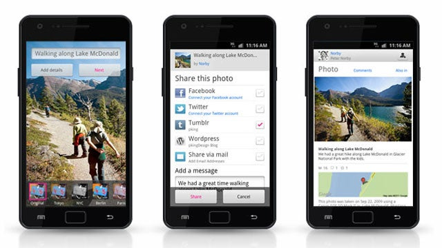 Flickr Introduces Android App, Releases Photo Sessions Feature for Browsing Photos with Friends