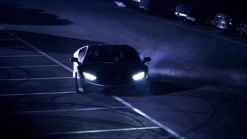 Feel The Wrath Of The Lamborghini Huracan At Full Scream