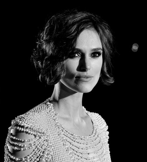 Keira May Play Lady Di; Gaga Channels Mercury
