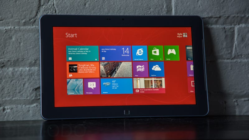Samsung Ativ Smart PC 500T: Don't Expect Any Miracles