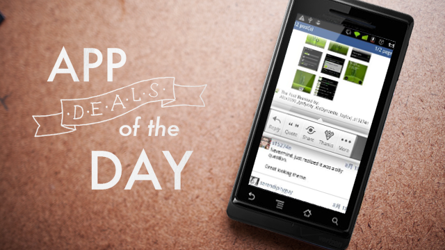 Daily App Deals: Get Tapatalk Forum App for Android for Only 99¢ in Today's App Deals