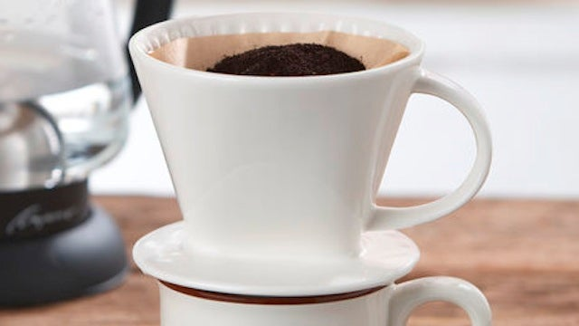Order a Pour-Over to Get Fresh, Properly Brewed Coffee at Starbucks