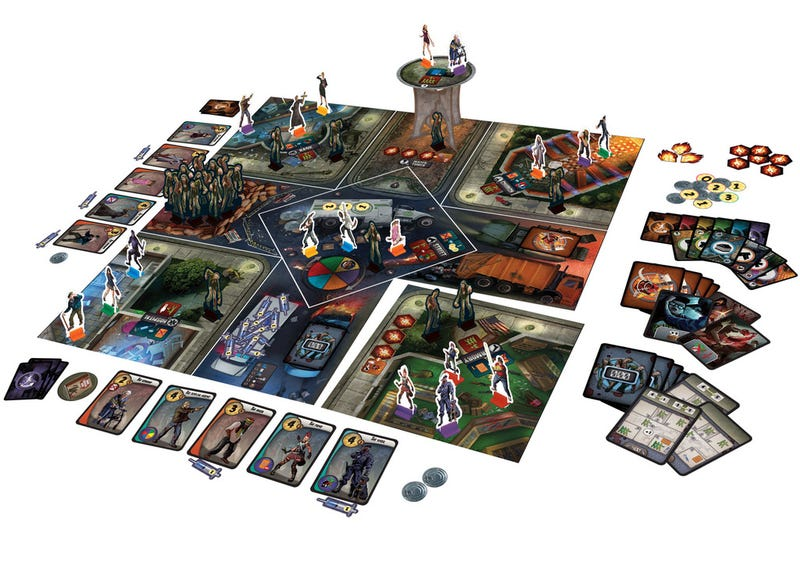 The 5 Best Board Games of 2012