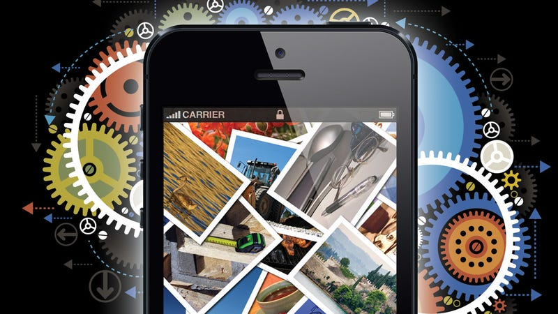 Turn Your Smartphone Camera into a Pocketable Photographic Memory