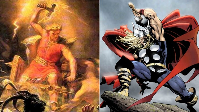 8 Things Marvel Got Wrong About Thor and Norse Mythology