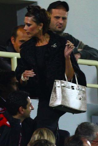 Victoria Beckham Is A Birkin Addict; Michelle Wears Mizrahi, Alaïa