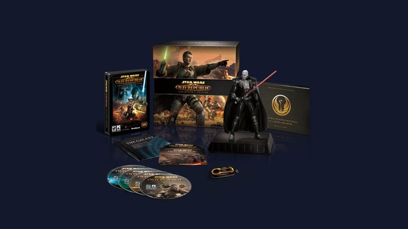 Old Republic Pre-Orders go Live, Three Versions Available