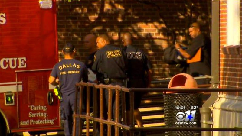 Texas Cops 'Swarm' School, Pray Over 'Possible Fetus' Found in Bathroom