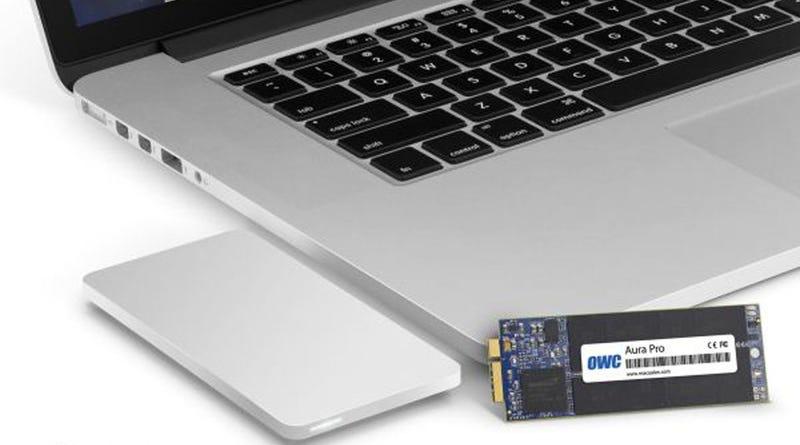 480GB Retina MacBook Pro SSD Upgrade: Faster, Bigger, More