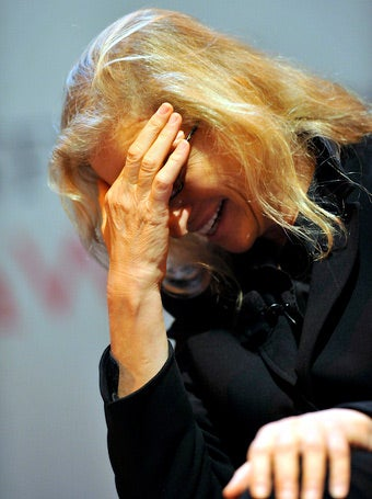 The Mystery of Annie Leibovitz's Economic Collapse Solved: Nobody Likes Her Pictures!