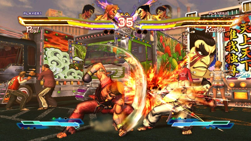 Street Fighter X Tekken Drops Game Critics with a One-Two Punch