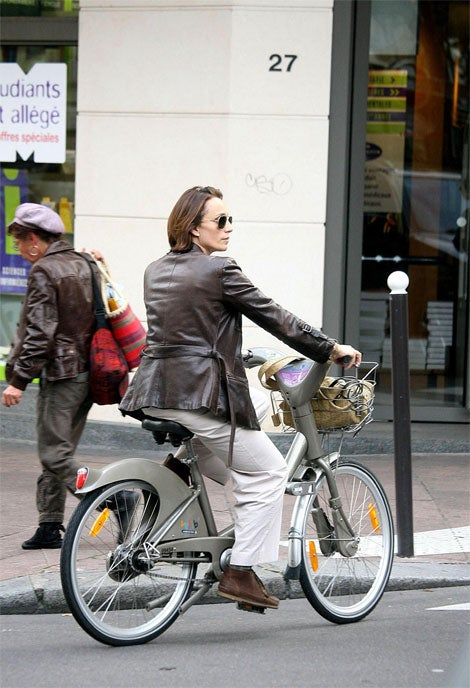 Johnny Depp? Or Kristin Scott Thomas?