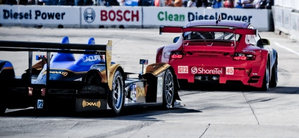 Detroit's 2008 Belle Isle Grand Prix: ALMS Results And Mega Gallery
