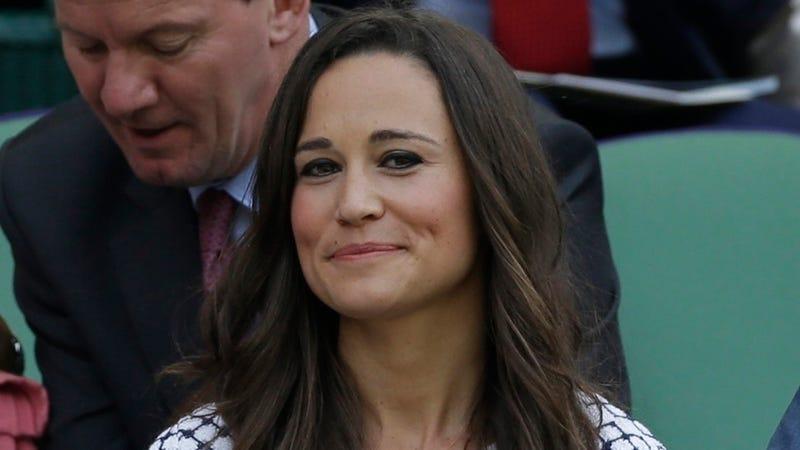 Love-Love! Princess-in-Law Pippa Is Vanity Fair's New Tennis Writer