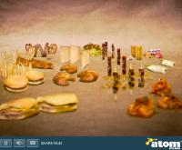 """""""Food Fight"""" Summarizes Modern Warfare Using Lunch Food"""