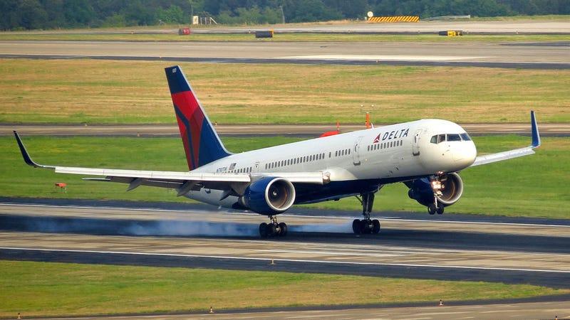 Delta Flight Lost A Giant Wing Panel In Mid Flight