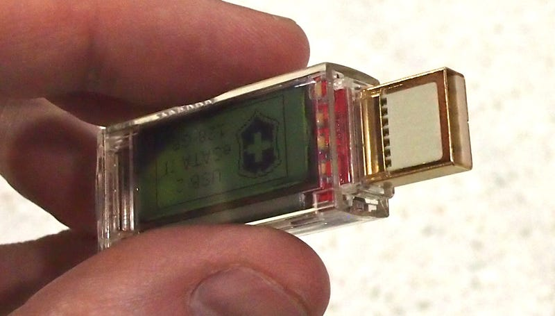 Hands On With $3,000 Worth Of Flash Drive