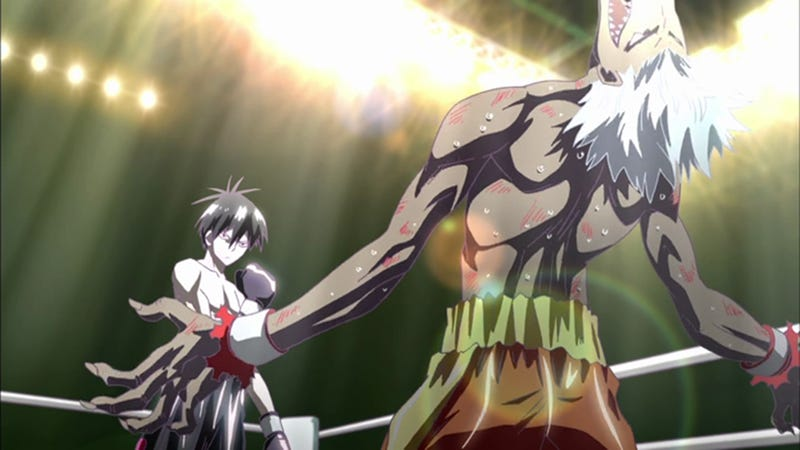Blood Lad is a Fighting Anime Done Right
