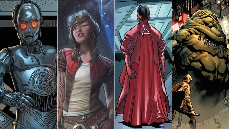 New Star Wars Characters You Didn't See in The Force Awakens (Spoiler Warning) (io9.gizmodo.com)