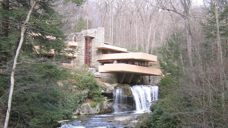 This Lego Recreation of Fallingwater Is Your Deal of the Day