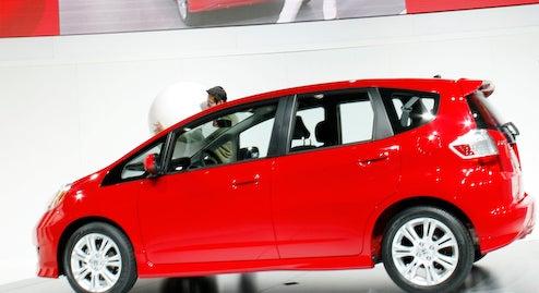 2009 Honda Fit Is Go, Again