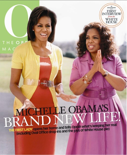 Michelle Obama On Oprah Today