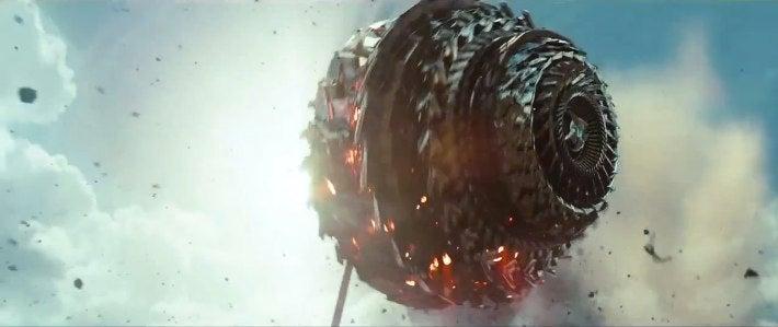 Battleship Super Bowl Trailer Screencaps