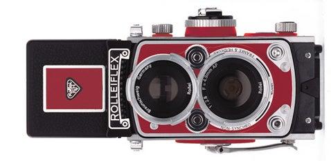Rolleiflex MiniDigi AF 5.0 Camera Brings Retro Cool, Wallet Bashing