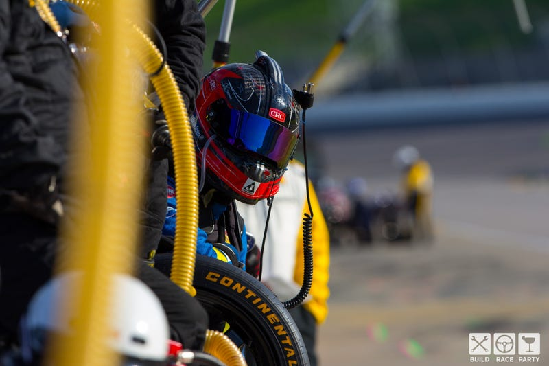 Inside A Race Team - Bimmerworld at the Grand Prix of Kansas